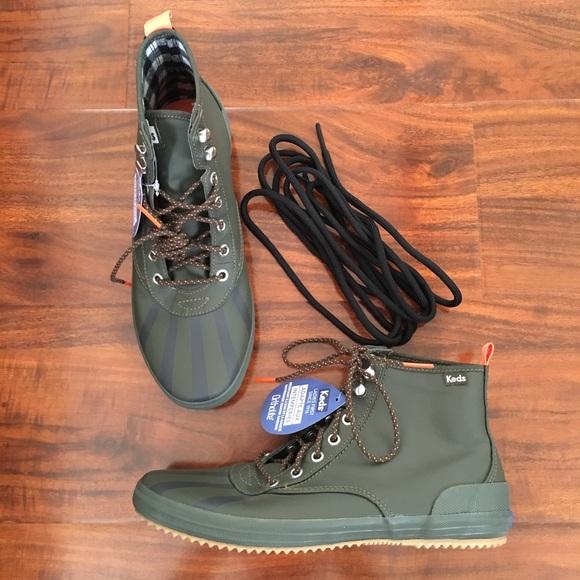 Nwt Keds Scout Splash Rain Boot 8